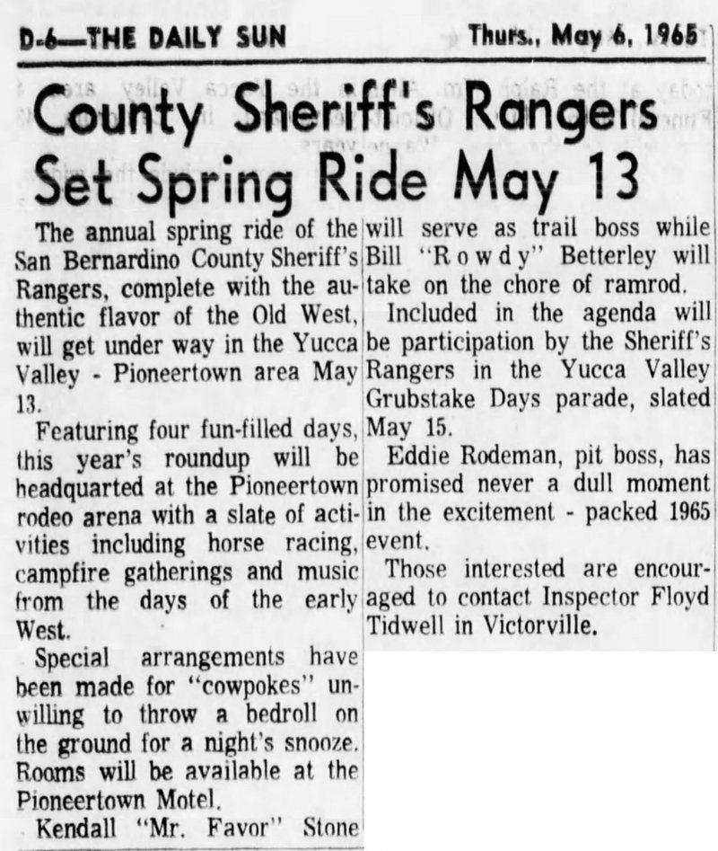 May 6 1965 - The San Bernardino County Sun