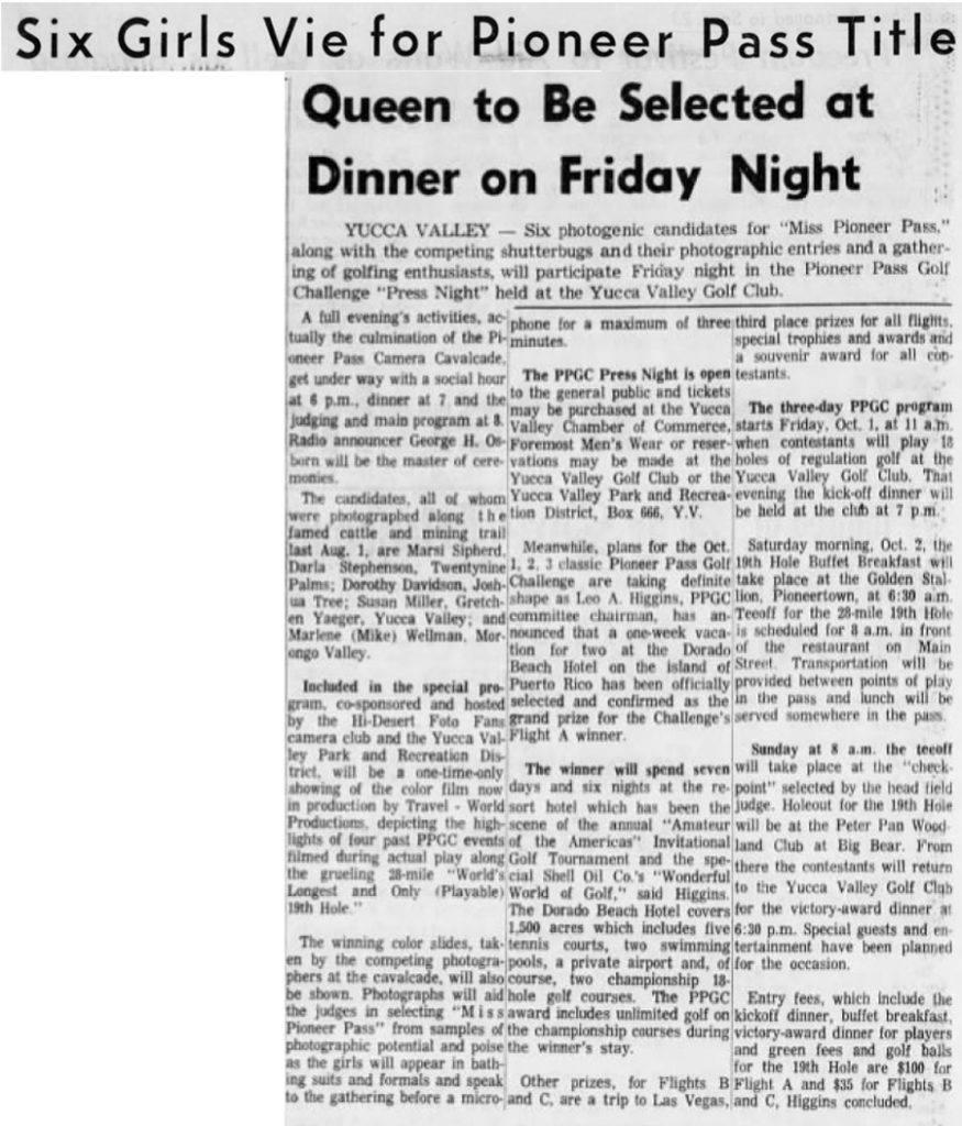 Aug. 22, 1965 - The San Bernardino County Sun featured image