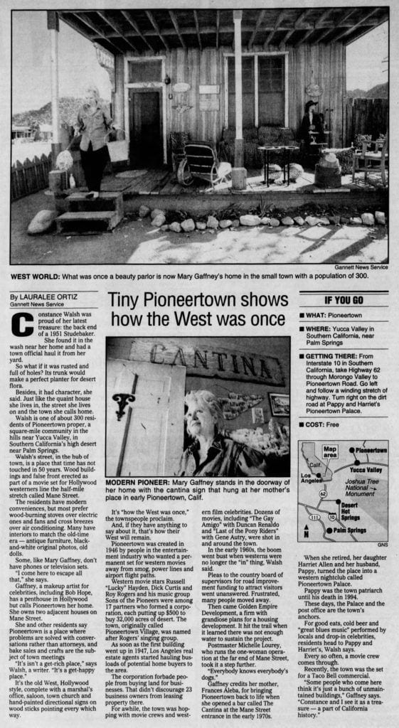 Nov. 24, 1996 News Press article clipping