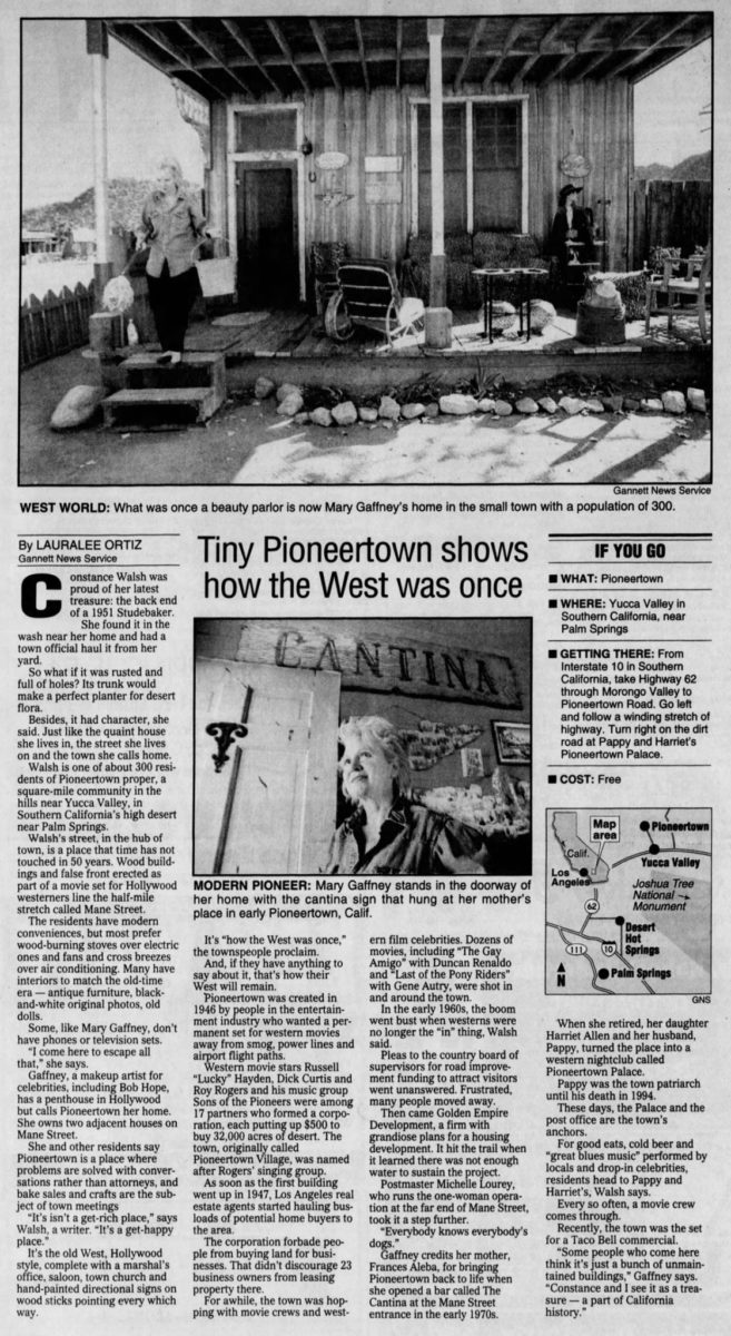 Nov. 24, 1996 News Press article clipping