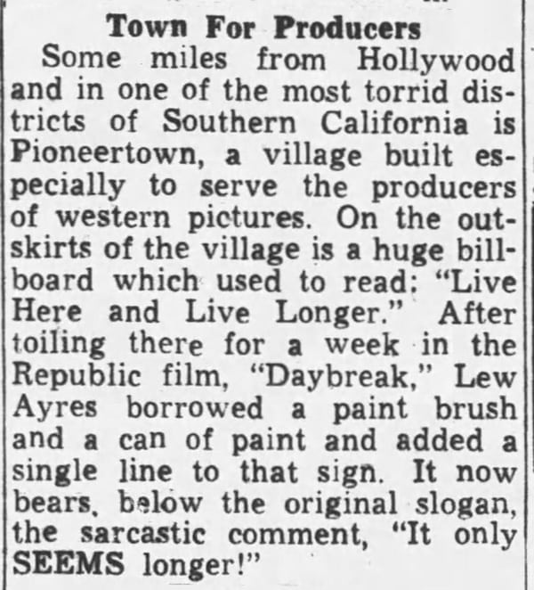 Sept. 13, 1949 - The Montgomery Advertiser article clipping