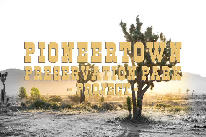 Pioneertown Preservation Park Project