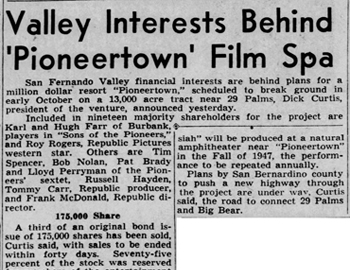Aug. 15, 1946 - The Valley Times feeature image